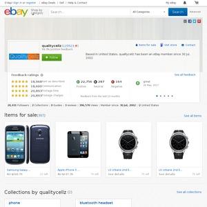 eBay Australia qualitycellz