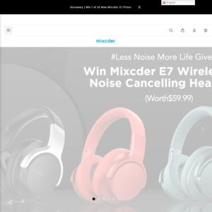 mixcder.com