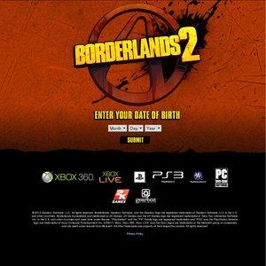 borderlands2.com