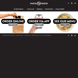 Free Fasta pasta coupons browns plains