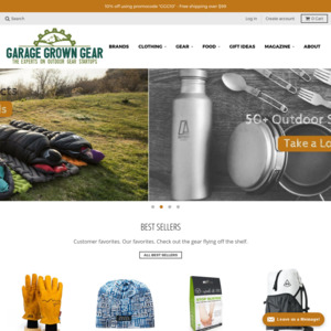59607c387ecb Win 1 of 3 Outdoor Gear Prize Packs