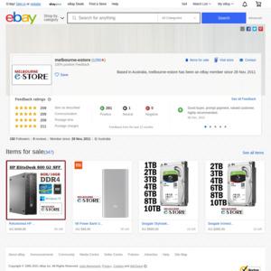 eBay Australia melbourne-estore