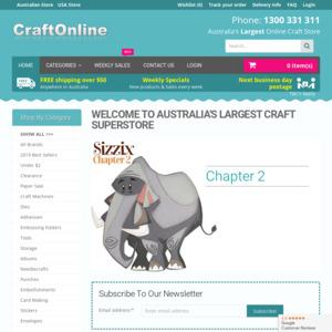 craftonline.com.au