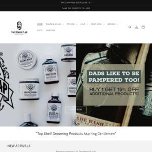 The Beard Club