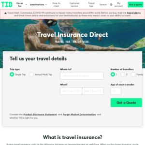 Travel Insurance Direct