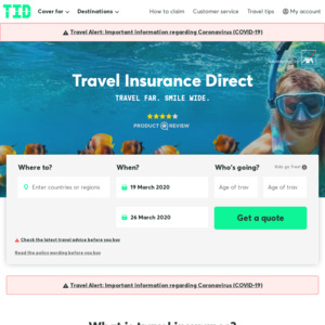 Travel Insurance Direct