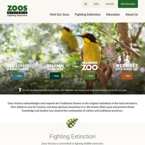Zoos Victoria