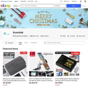 eBay Australia ausutek