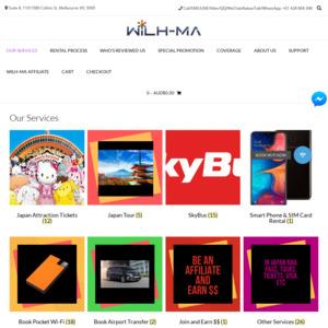 Wilh-ma Travel Service
