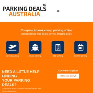 Parking Deals Australia