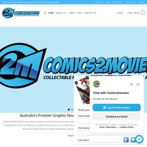 comics2movies.com.au