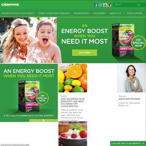 Cenovis Health Supplements