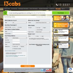 13cabs.com.au