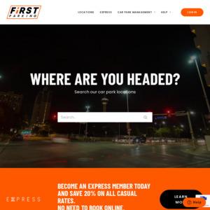 firstparking.com.au