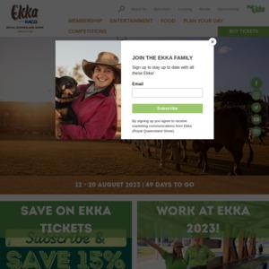Ekka: Royal Queensland Show