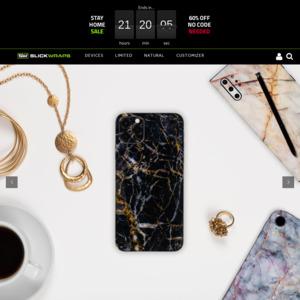 70% off Phone/Laptop Skins + $5 Delivery @ Slickwraps