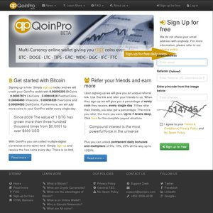 QoinPro, Free BitCoin? Or a SCAM? - OzBargain Forums