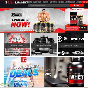 globalsupplements.com.au