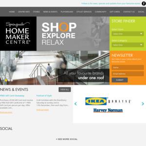springvalehomemakercentre.com.au