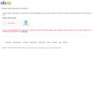 eBay Australia bufferstock