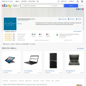 eBay Australia rebornelectronicsau