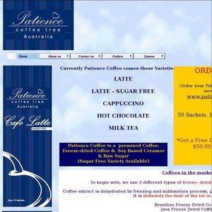 patiencecoffee.com