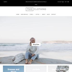 tsidclothing.com.au