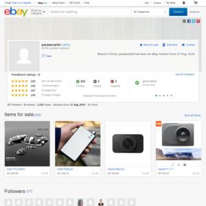 eBay Australia paulascarlet