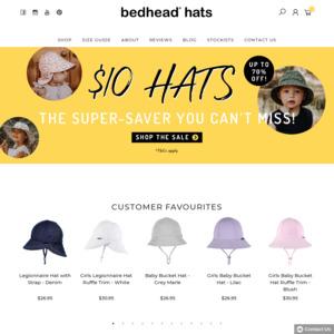 bedheadhats.com.au