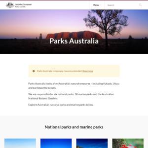 parksaustralia.gov.au