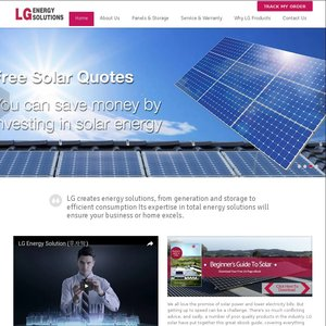 PRICE ERROR/SEE NOTE] LG Energy 50% off Solar/Battery