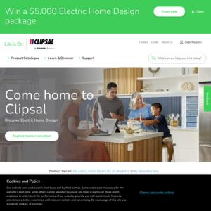 clipsal.com