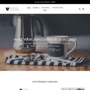 ecoffeecapsules.com