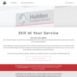 Holden Australia