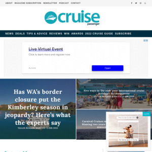 cruisepassenger.com.au