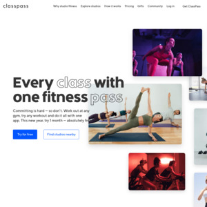 A Biased View of Classpass Two Week Trial