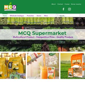 MCQ Supermarket