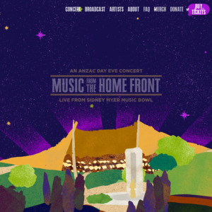 Music From The Homefront