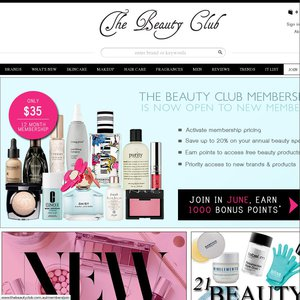 The Beauty Club