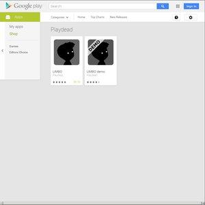 Google Play Playdead