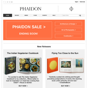 Phaidon Books on Sale - Cookbooks from $9 98 Delivered - OzBargain