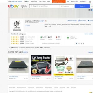 eBay Australia lanplus_australia