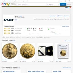 eBay Australia apmex