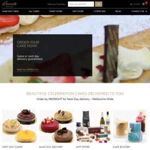 Brunetti Oro Cakes