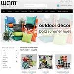 WAM Warehouse Sale Jason Onkaparinga Pillows from 5 Quilts