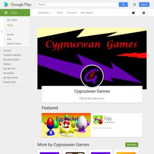 Cygnuswan Games