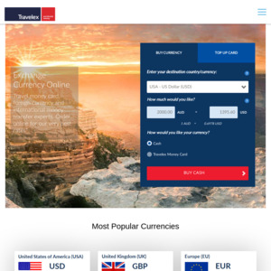 Sell Your Foreign Currency for $500+ Australian Dollars Get