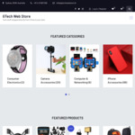 GTech Web Store