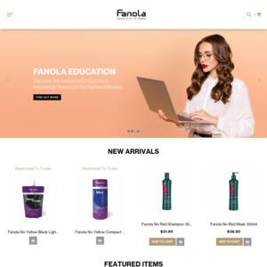 fanola.com.au