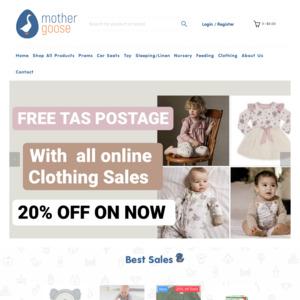 mothergoosebabyshop.com.au